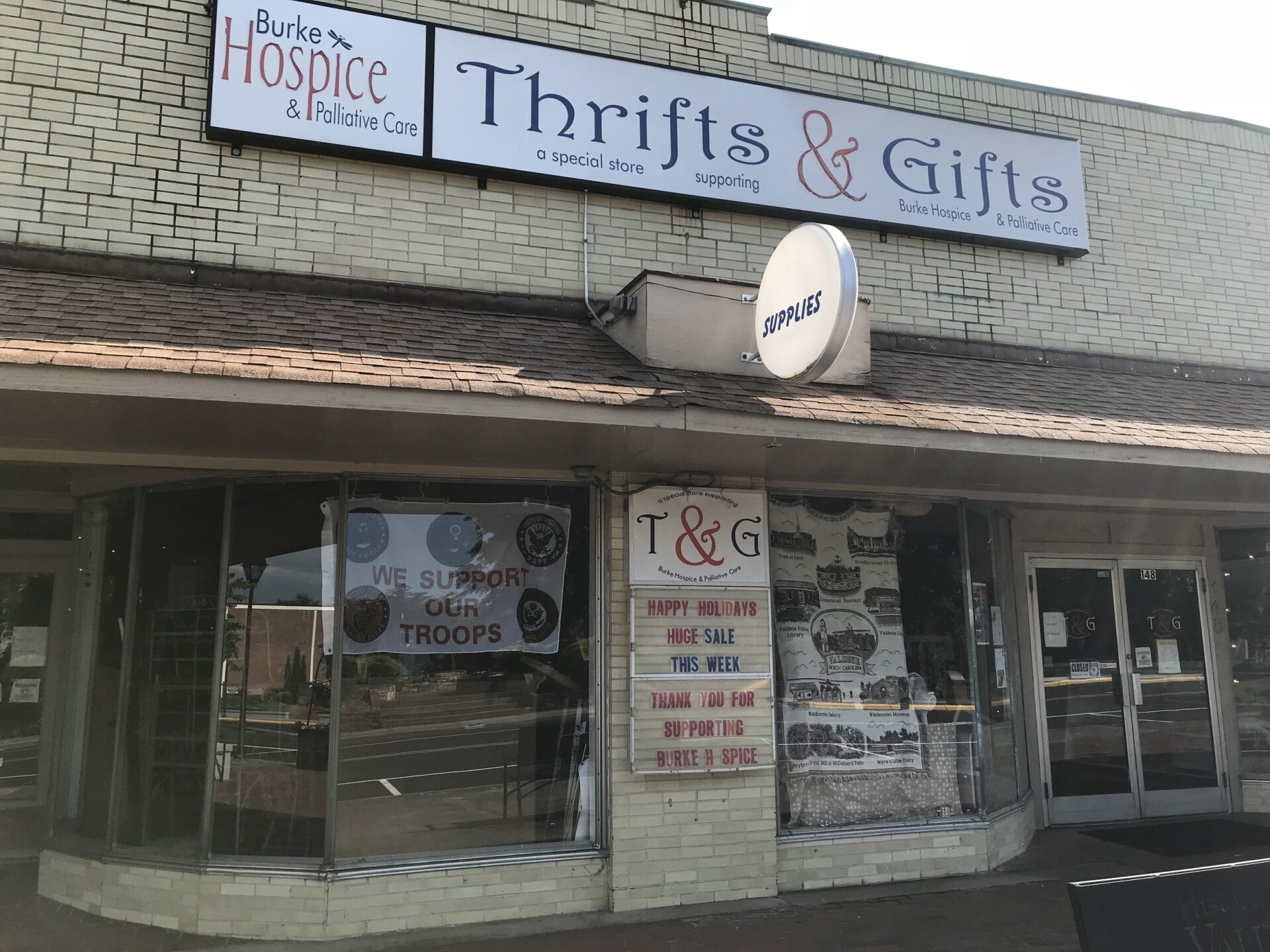 Thrifts and Gifts